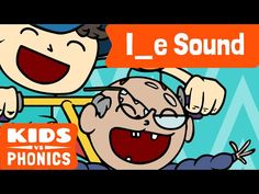 "Help your kids learn how the ""magic E"" works with the ""I_e"" phonic in this short video!"