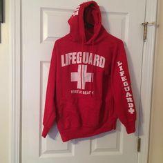 Lifeguard sweatshirt Great condition Other