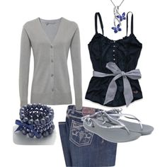 Blue Like Jazz, created by ashley-moser on Polyvore