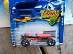 HOT WHEELS 2002 COLLECTOR #134 OLD #3  FREE SHIPPING !!