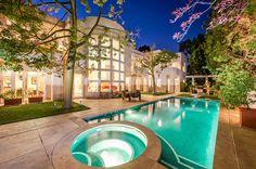 Modern Luxury Property In Los Angeles - http://www.decoradvisor.net/others/modern-luxury-property-in-los-angeles/