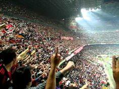 Curva Sud — Milan-Inter 3-0 — Che confusione! #video #calcio #sport