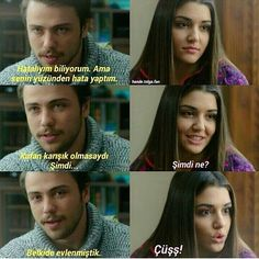 Hande Ercel, Lany, Cute Couples, Couple Goals, Chemistry, Tv Series, My Life, Film, Beautiful