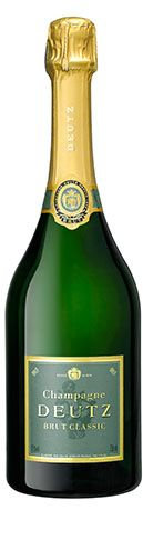 Febvre | Champagne Deutz Brut Classic - one of my all time favorites