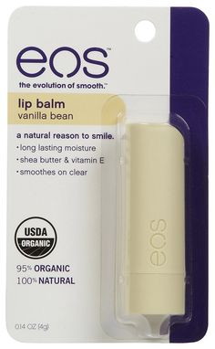EOS Organic Lip Balm STICK!!! I can't find these ANYWHERE! Addicted to EOS!