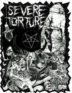Severe Torture - Dutch death metal band