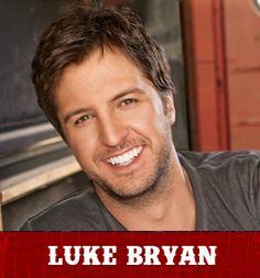 Luke Bryan, preforming at Bayou Country Superfest 2014 in LSU's Tiger Stadium!