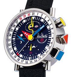 Alain Silberstein Krono Titane watch, pictures, reviews, watch prices