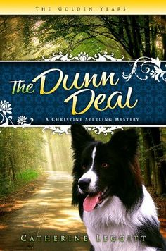 The Dunn Deal (A Christine Sterling Mystery) by Catherine Leggitt, http://www.amazon.com/dp/B0079X87S8/ref=cm_sw_r_pi_dp_BaI2pb0BFBC1C