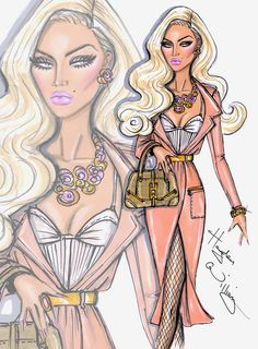 'The Bombshell' by Hayden Williams by Fashion_Luva, via Flickr