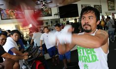 Manny Pacquiao has left his womanising ways behind him and he has refocused on his boxing and his religion, he tells Kevin Mitchell