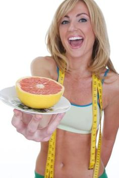 Grapefruit diet. List of foods that are good for this diet.