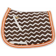 Equine Couture Abby All Purpose Saddle Pad ❤ liked on Polyvore featuring saddle pads
