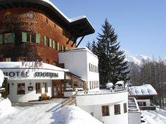 Hotel Montjola for ski luxury in Austria   Snow Menu   Winter Sports, Ski Holidays, Ski Resorts & Snow Reports