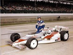 Greg Perigo- I believe it's also this car ... Little Al driving.