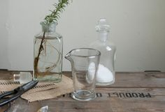 Vintage Lab Glass Collection $39