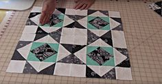 """This Scrappy """"Shades Of Grey"""" Free Block Of The Month Is Definitely One You'll Want To Learn!"""