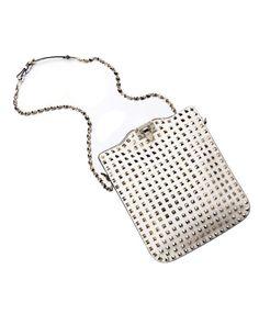 Valentino White Powerful Bag