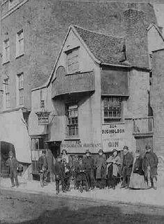 Kings Head - Hackney 1870