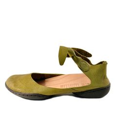 Take a look at this Lime Happiness Rianna Ankle Flat by Gee' WaWa Footwear on #zulily today! $60 !!