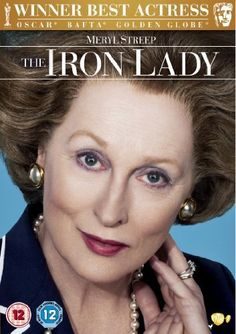 "The Iron Lady (2011) directed by Phyllida Lloyd, starring Meryl Streep, Jim Broadbent and Richard E. Grant. ""An elderly Margaret Thatcher talks to the imagined presence of her recently deceased husband as she struggles to come to terms with his death while scenes from her past life, from girlhood to British prime minister, intervene."""