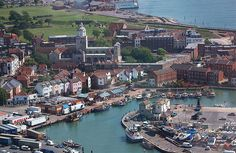 Old Portsmouth, Hampshire   CC Wiki Commons