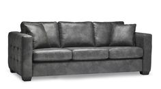 """Stylus Made to Order Sofas Style: ROWAN Sectional for Media Room (83""""L)"""