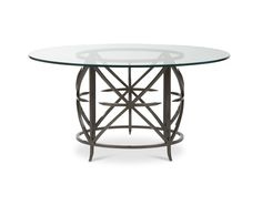 43034 // Bolier // Occasional Collection // Round Dining Table