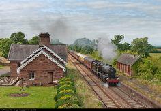 RailPictures.Net Photo: UK Steam 2-8-0 at Carlisle, United Kingdom by henry elliott
