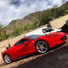 #ferrari458 #washed #wax ready to go by @autorunnersdetailing this am in #northscottsdale #autorunnersdetailing #autodetailing #Detailer #detailingworld #detailing #cardetailing #cars #ferrariworld #ferraricalifornia #ferrarif12 @ferrarikings @ferrari_motorsport #ferrariphotopage #carporn #carswithoutlimits #carsofinstagram #az #phoenix #scottsdale #arizona
