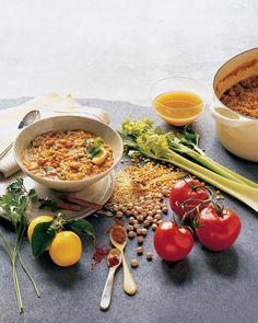 Golden Lentil Stew - Martha Stewart Recipes