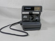 Vintage Polaroid OneStep Close Up Instant Camera 600 Film Folding Land Camera One Step Sun by WesternKyRustic on Etsy