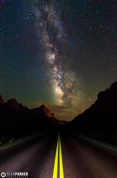 Road to the Watchmen's Galaxy by Sean Parker on 500px