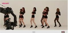 "Girl's Day releases making-of footage for ""Expectation"" MV"