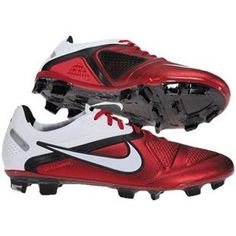 http://www.asneakers4u.com Wholesale New Nike CTR360 Maestri II Elite innovative Soccer   Red/White Cheap Cleats