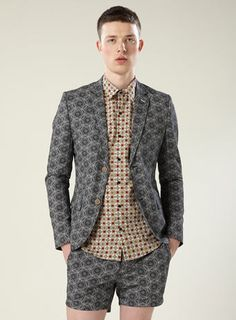 A perfect ensemble for men who got through childhood without being bullied and want to see what it's like.