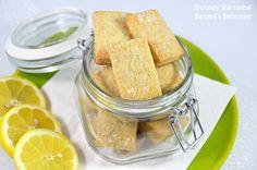 Barbara's Backstube: Zitronen Shortbread