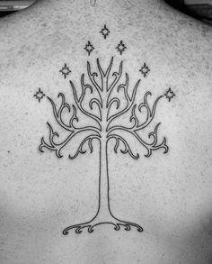 tattoo o senhor dos aneis - Pesquisa Google