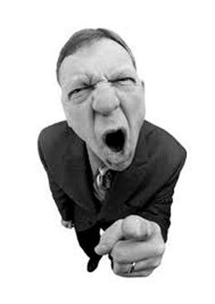 How you treat those above you also sets the example to your subordinates - What Do You Do When You Have a Toxic Boss: Part 1 Boss Humor, Work Stress, Psychology Today, Life Humor, Hold On, Face Reference, Retro Ads, Briefcases, Funny Life