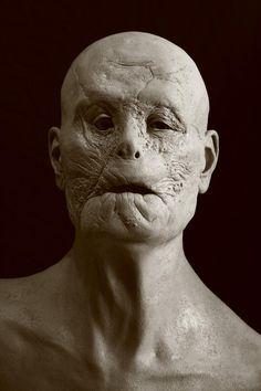 Concept Modeling For Easy Clay Sculptures: – Picture : – Description ArtStation – Mason verger, Jake Anderson -Read More – Easy Clay Sculptures, Sculpture Clay, Creature Feature, Creature Design, Zombie Face, Zombie Makeup, Scary Makeup, Character Art, Character Design