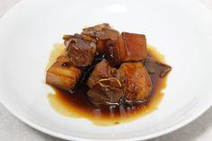 Recette de porc au caramel chinois par Alain Ducasse