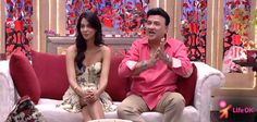 Will the boys impress Mallika and Anu in the Bollywood Nights task today?