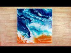 Resin Art - The Making of Verve - YouTube