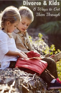 Kids and Divorce: 8 Ways to Make the Difference http://www.heysigmund.com/divorce-and-kids/