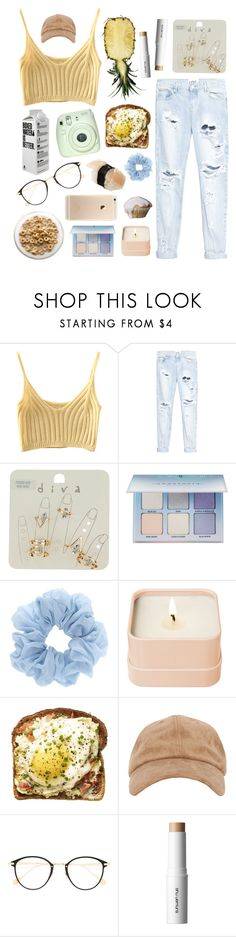 """My eyes are stinging"" by j-essx-f ❤ liked on Polyvore featuring OneTeaspoon, Miss Selfridge, Anastasia Beverly Hills, Henri Bendel, Frency & Mercury, shu uemura, men's fashion and menswear"