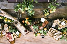 #cheese, #appetizer, #entertaining, #buffet, #charcuterie, #cheese-board, #food    Read More: http://www.stylemepretty.com/living/2013/10/16/the-perfect-charcuterie-spread-from-nancy-neil-ayda-robano/