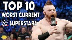 Top 10 Worst WWE Wrestlers Of 2016