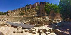 Anfiteatro de Málaga