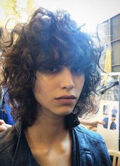 3 Short Curly en capas cortes de pelo // #capas #Cortes #Curly #pelo #Short