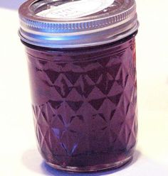 Quick Grape Jelly from Food.com: From The Southern Living Cookbook. A very simple jelly using bottled grape juice. Goes together in no time, so it's perfect for last minute gift ideas or beginning jelly makers. Uses hot water bath canning.